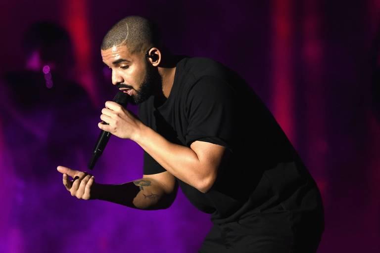 O cantor Drake
