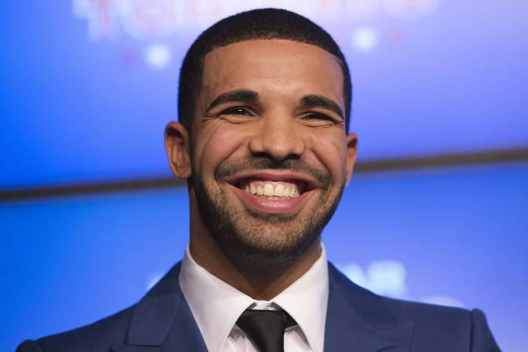 O rapper canadense Drake, 32