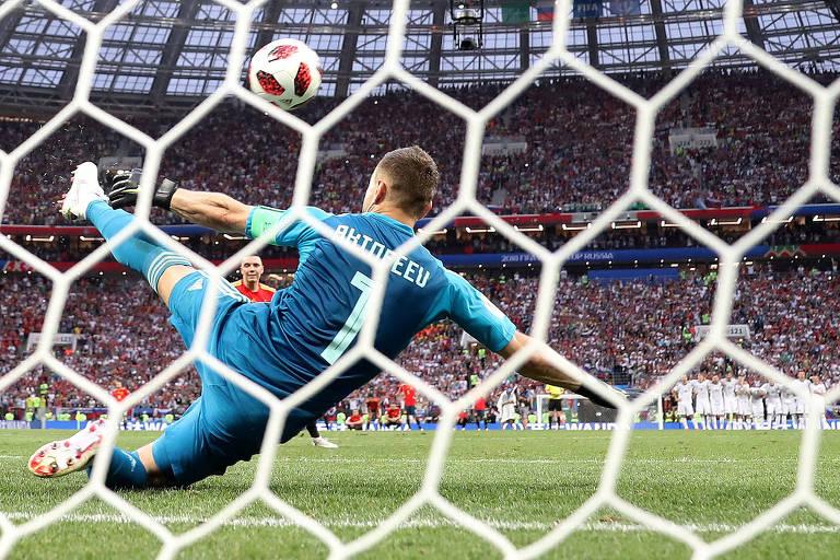 Espanha x Rússia