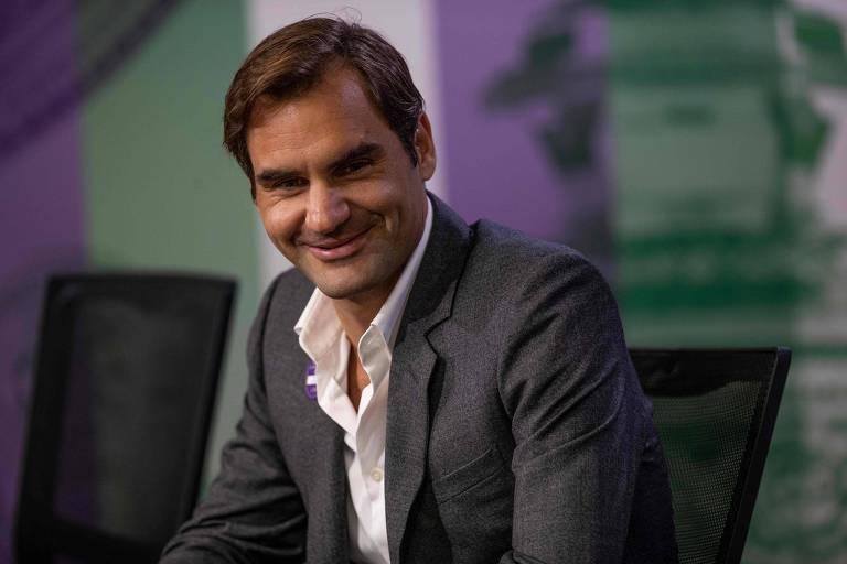 Em busca do nono titulo em Wimbledon, Roger Federer é novamente o favorito