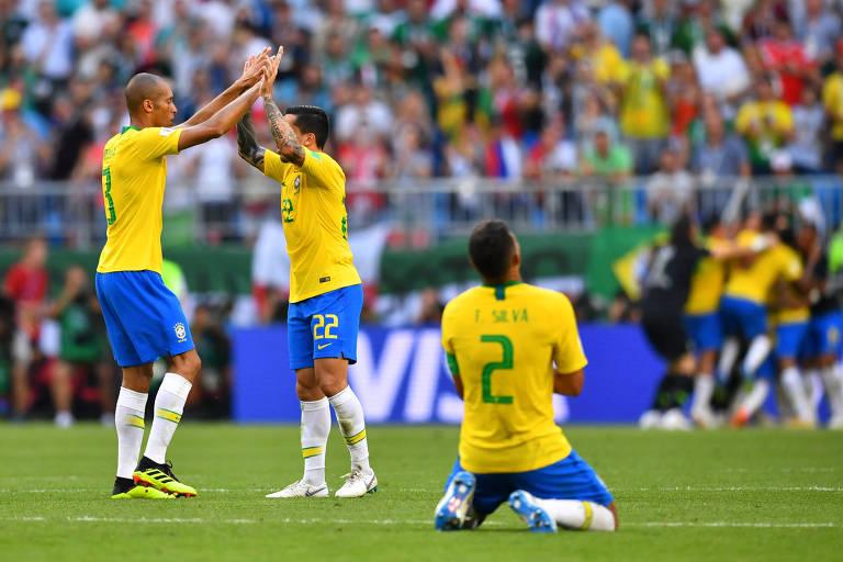 Brasil x México