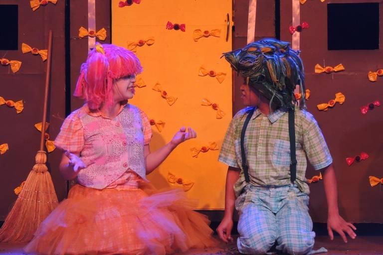 As Aventuras de João e Maria no Teatro