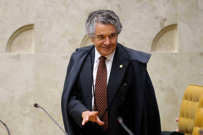 Marco Aurélio diz que penitenciárias são panela de pressão e que indulto é tradição