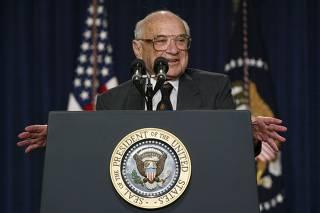 (FILES): ECONOMIST MILTON FRIEDMAN DIES AT 94
