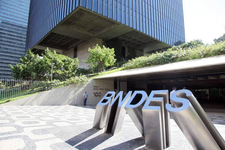 Sede do BNDES, no Rio de Janeiro