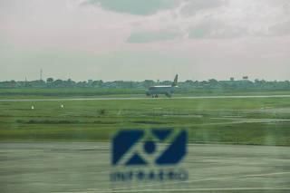 Infraero cede área para plantio no aeroporto de João Pessoa