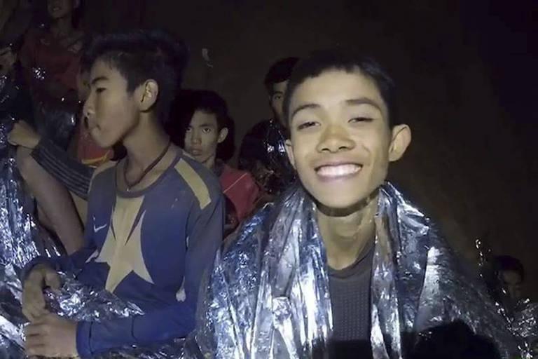 THAILAND-CHIANG RAI-FOOTBALLERS-RESCUE