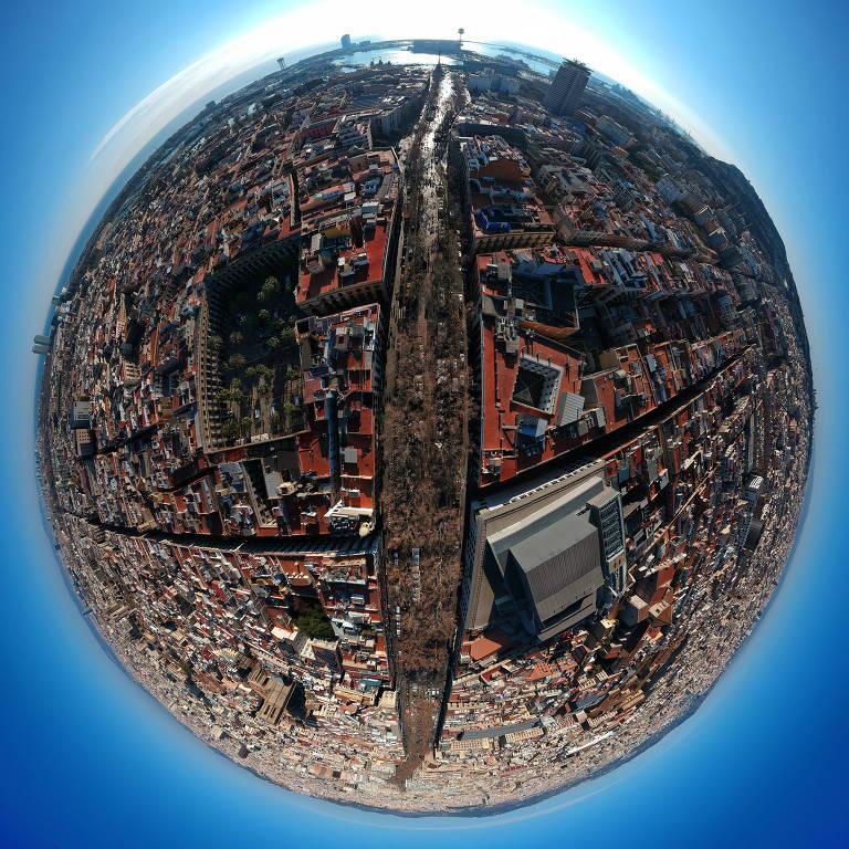 Barcelona em 360º