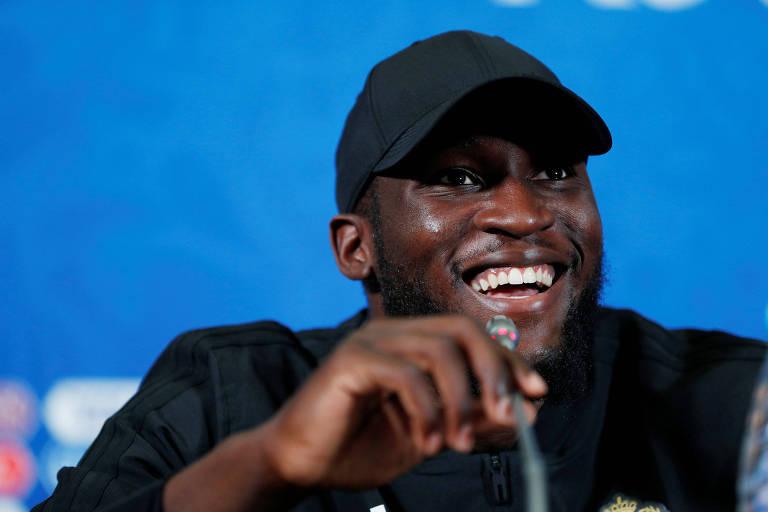 Romelu Lukaku - Nasceu na Bélgica e tem ascendência congolesa