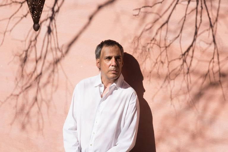 O cantor e compositor Arnaldo Antunes