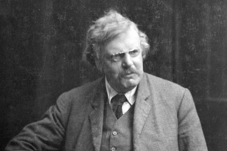 Avowals and Denials [ENG] | G. K. Chesterton