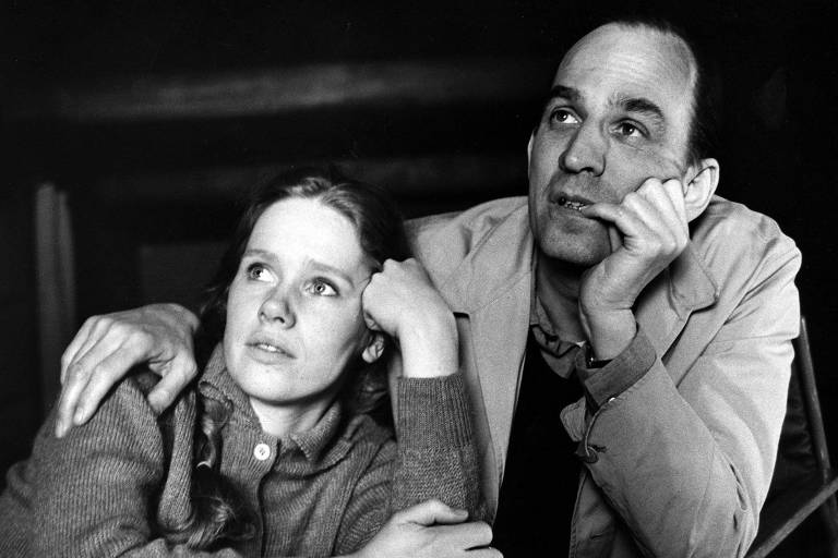 'Eu fiz o papel de Ingmar Bergman em seus filmes', afirma Liv Ullmann