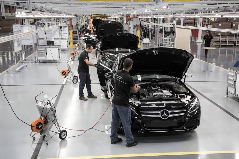 Estímulo para setor automobilístico