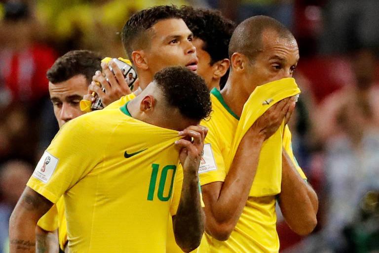Resultado de imagem para brasil perde