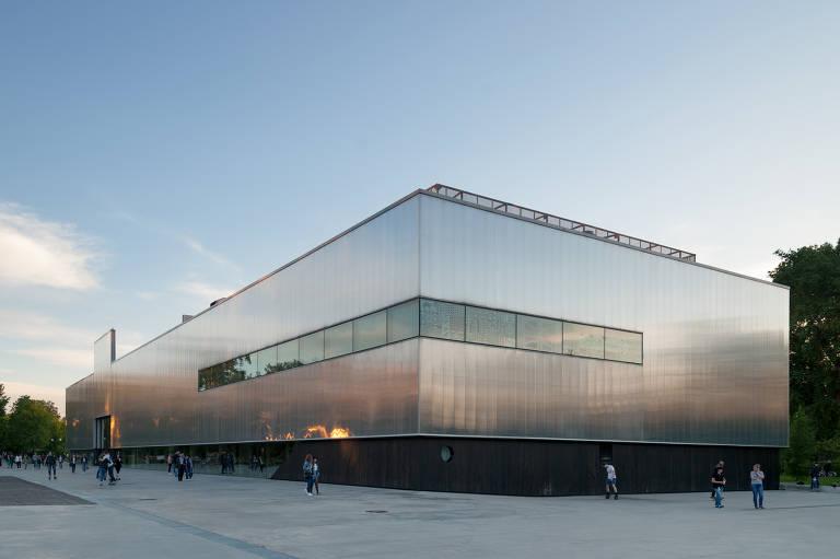Garage, o museu de  Roman Abramovich