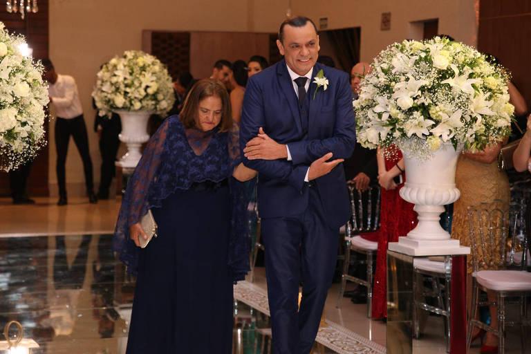 Casamento de Frank Aguiar e Carol Santos
