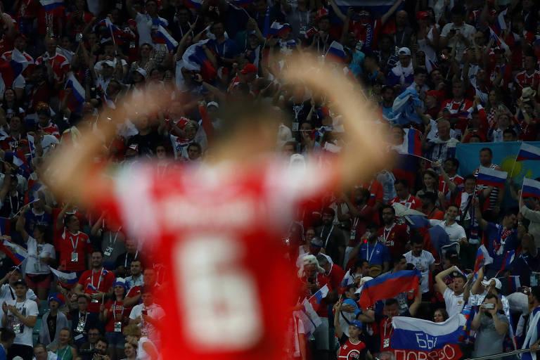 Russia x Croácia