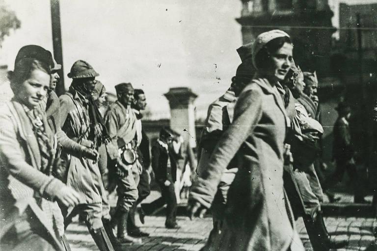 Mulheres na Revolução de 1932