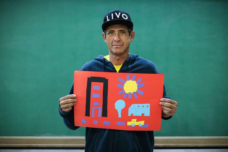 Pinacoteca inclui moradores de rua
