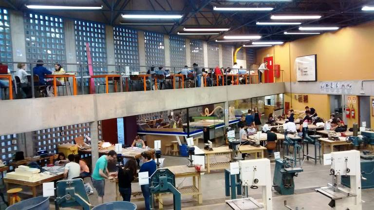 Fab Labs em São Paulo