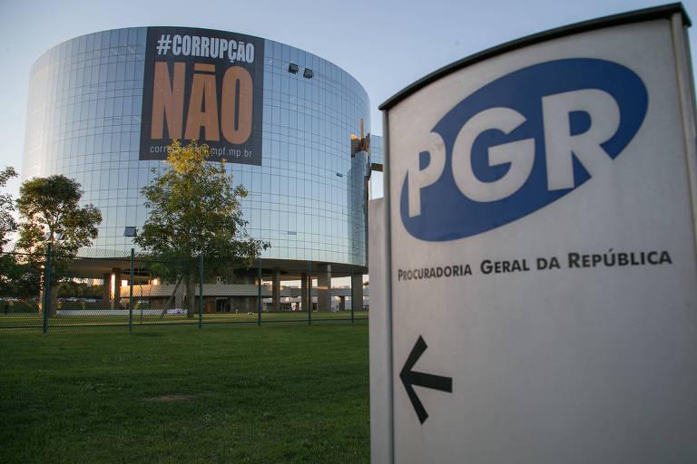 Prédio da Procuradoria-Geral da Republica, em Brasília