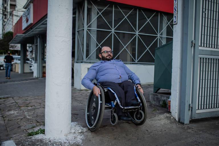 Acessibilidade para cadeirantes no Brasil
