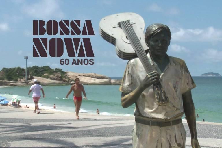"""Cena do documentário """"Bossa Nova 60 anos"""""""