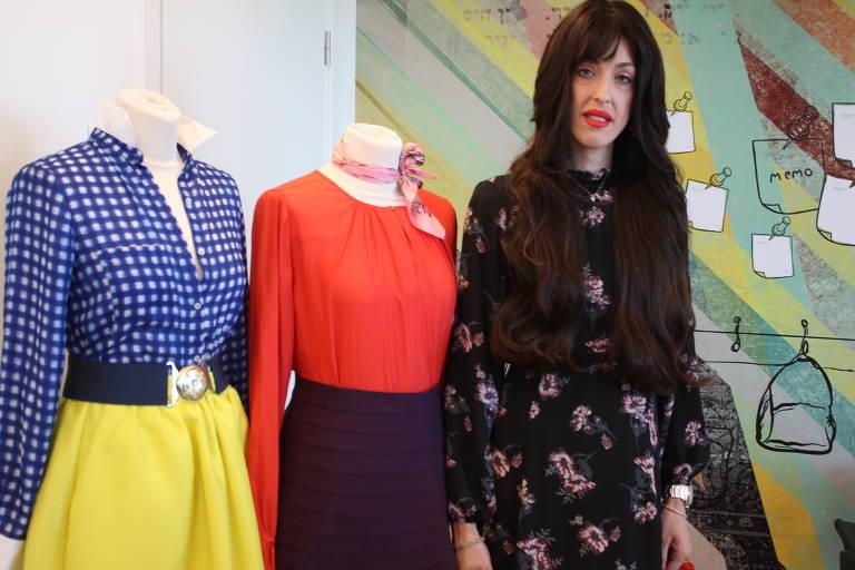 Mulheres judias ultraortodoxas na moda