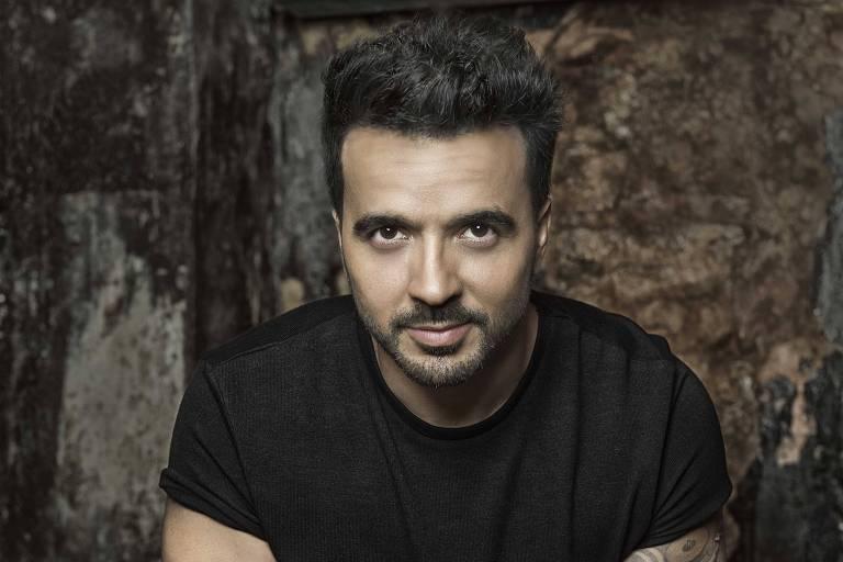 O cantor Luis Fonsi