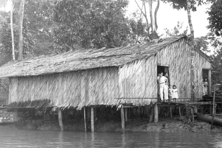 1968: Relatório confidencial do Itamaraty critica projetos de lagos na Amazônia