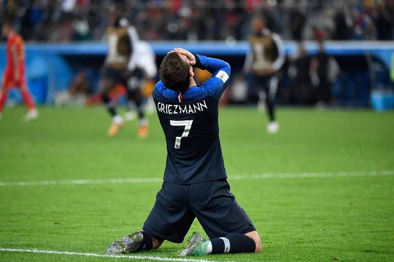 A Copa do Mundo da campeã França em 9 fotos