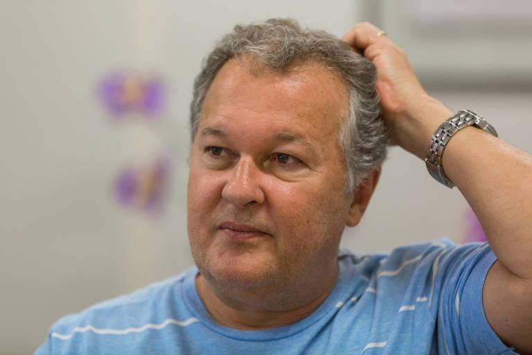 O ex-secretário de educação do Rio de Janeiro, Cesar Benjamin