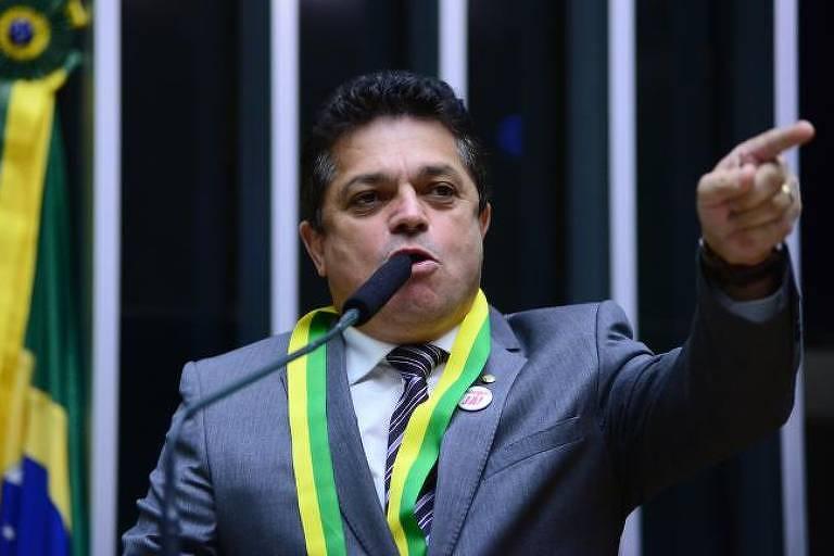 O deputado federal João Rodrigues (PSD-SC)
