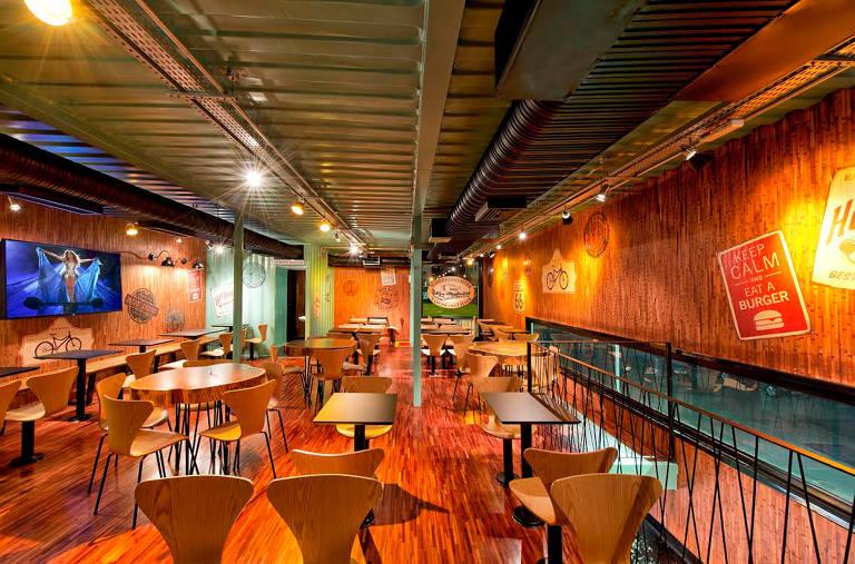 Os vencedores de restaurantes, bares e quitutes