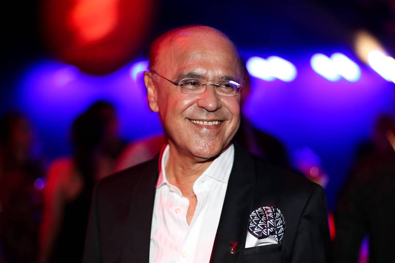 Marcos de Abreu, ex-diretor da Playboy no Brasil