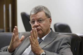 O novo chefe da Polícia Civil Paulo Afonso Bicudo