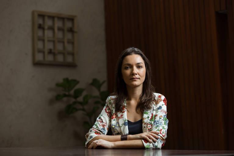 A cofundadora e diretora executiva do Instituto Igarapé, Ilona Szabó