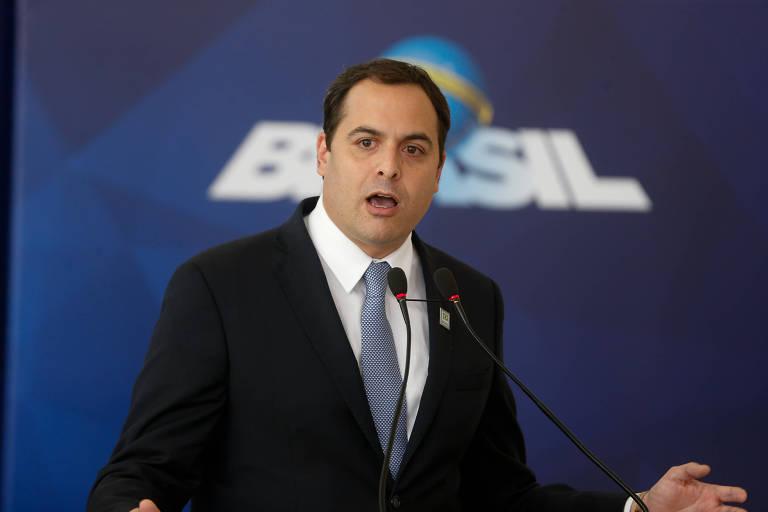 O governador de Pernambuco, Paulo Câmara (PSB), que tenta a reeleição