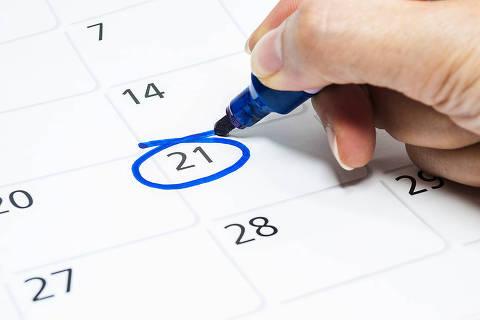 shutterstock calendario