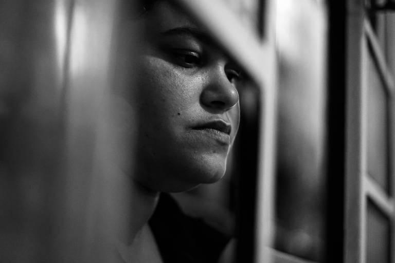 A estudante Rebeca Mendes, que abortou legalmente na Colômbia após ter seu pedido negado pela ministra Rosa Weber, do STF
