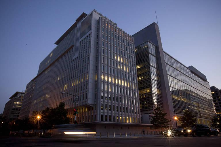Prédio do Banco Mundial em Washington