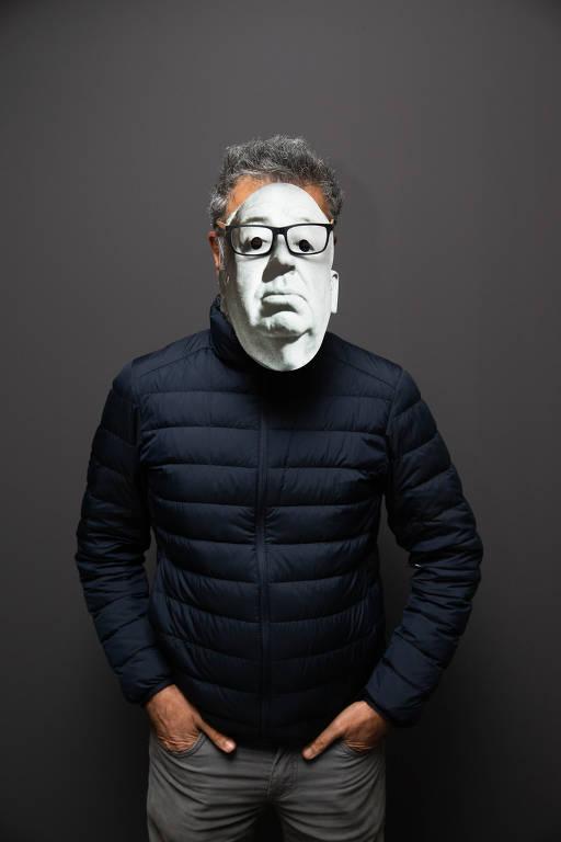 O cineasta Hélio Goldsztejn