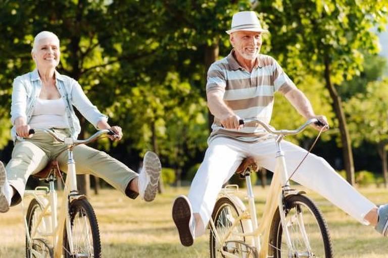 Fazer exercícios, não fumar e adotar uma boa dieta têm efeito direto sobre a idade 'real' das pessoas, segundo a pesquisadora de Yale Morgan Levine