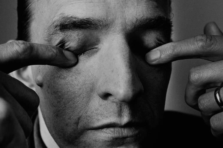 "Cena de ""Por trás da máscara"" (2016), documentário sobre Bergman"