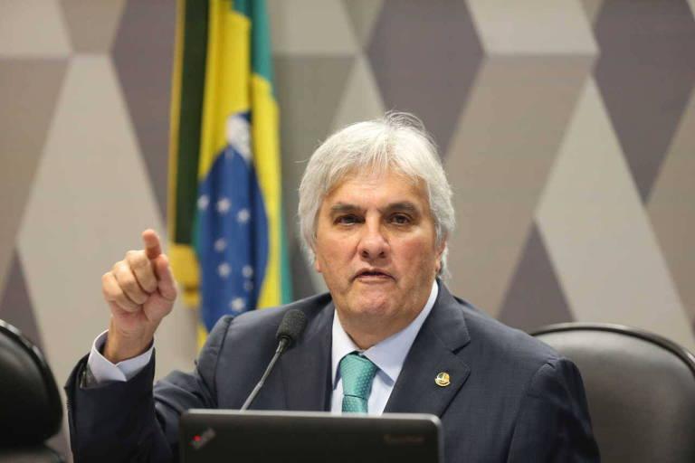 O ex-senador Delcídio do Amaral, que foi absolvido