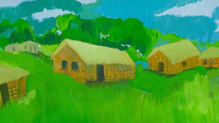 casas de fazenda