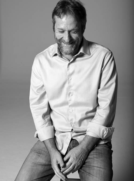 O escritor Juliano Garcia Pessanha