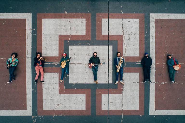 """Bixiga 70 lança quarto álbum da carreira, """"Quebra Cabeça"""""""