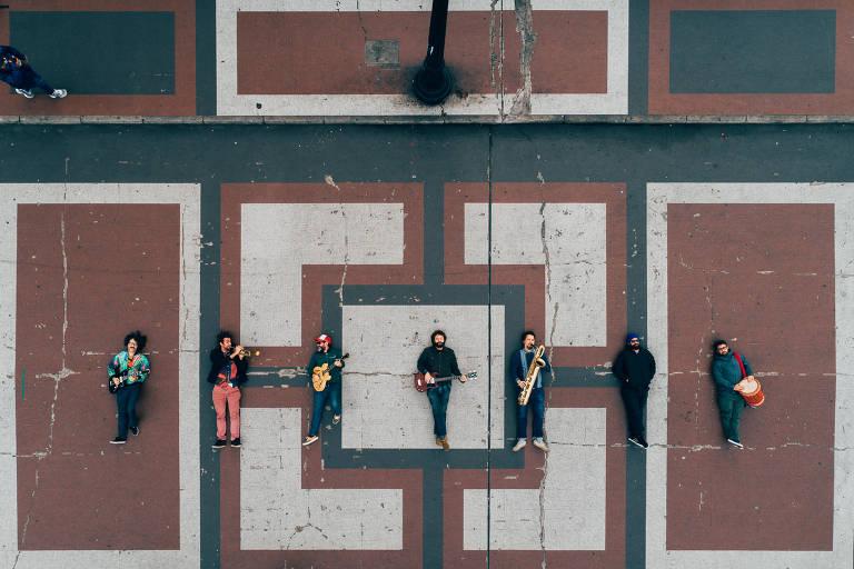 Bixiga 70 lança quarto álbum da carreira,