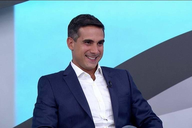 Gustavo Villani, que narrou os jogos pelo grupo Globo para salas de cinema
